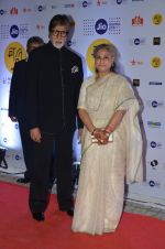 Jaya Bachchan, Amitabh Bachchan at MAMI Film Festival 2016 on 20th Oct 2016