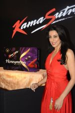 Pooja Bedi during the launch of KamaSutra Honeymoon Surprise Pack on 21st Oct 2016 (1)_580b5d91397e1.JPG
