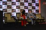 Pooja Bedi, Gautam Singhania during the launch of KamaSutra Honeymoon Surprise Pack on 21st Oct 2016