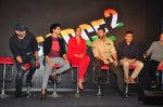 Sonakshi Sinha, John Abraham, Abhinay Deo,Tahir Bhasin, Vipul Shah at Force 2 press meet on 21st Oct 2016 (75)_580b607acc2f0.JPG