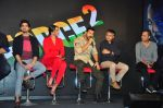 Sonakshi Sinha, John Abraham, Tahir Bhasin, Vipul Shah at Force 2 press meet on 21st Oct 2016 (66)_580b607de1b10.JPG