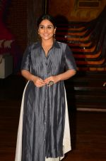 Vidya Balan on the sets of master chef on 21st Oct 2016 (2)_580b0aed4e504.jpg
