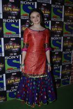 Abigail Eames promote Shivaay on the sets of The Kapil Sharma Show on 22nd Oct 2016 (155)_580c618a518a5.JPG