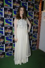 Erika Kaar promote Shivaay on the sets of The Kapil Sharma Show on 22nd Oct 2016 (86)_580c624b46bd3.JPG