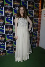 Erika Kaar promote Shivaay on the sets of The Kapil Sharma Show on 22nd Oct 2016 (88)_580c624cb272d.JPG