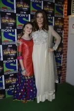 Erika Kaar, Abigail Eames promote Shivaay on the sets of The Kapil Sharma Show on 22nd Oct 2016 (159)_580c625134a37.JPG