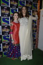 Erika Kaar, Abigail Eames promote Shivaay on the sets of The Kapil Sharma Show on 22nd Oct 2016 (160)_580c618ce88de.JPG