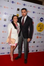 Imran Khan, Avantika Malik at Nazir Hussain book launch on 22nd Oct 2016 (14)_580c659c40f29.JPG