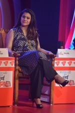 Kajol at Aaj tak