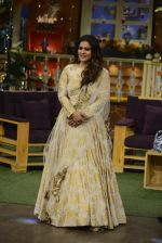 Kajol promote Shivaay on the sets of The Kapil Sharma Show on 22nd Oct 2016 (144)_580c6292940a8.JPG
