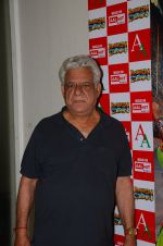Om Puri at the launch of Om Puri