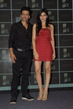 Pooja Chopra and Manoj Bajpai at Royal Stag event on 22nd Oct 2016 (22)_580c5b876638d.JPG