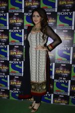 Sayesha Saigal promote Shivaay on the sets of The Kapil Sharma Show on 22nd Oct 2016 (150)_580c61d127766.JPG