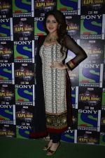 Sayesha Saigal promote Shivaay on the sets of The Kapil Sharma Show on 22nd Oct 2016 (151)_580c61d2bca39.JPG