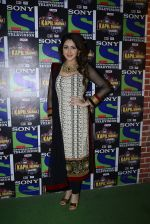 Sayesha Saigal promote Shivaay on the sets of The Kapil Sharma Show on 22nd Oct 2016 (153)_580c61d4110fd.JPG