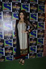 Sayesha Saigal promote Shivaay on the sets of The Kapil Sharma Show on 22nd Oct 2016 (154)_580c61d54d9ac.JPG