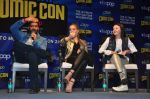 Ajay Devgan, Erika Kaar, Abigail Eames with Shivaay team at Mumbai Comic Con on 23rd Oct 2016 (29)_580db3cc34085.JPG