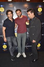 Ayan Mukerji, Abhay Deol, Karan Johar at Chandon, Four Seasons bash hosted by Kiran Rao on 24th Oct 2016 (198)_580f6dfced49e.JPG