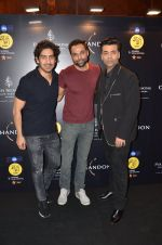 Ayan Mukerji, Abhay Deol, Karan Johar at Chandon, Four Seasons bash hosted by Kiran Rao on 24th Oct 2016 (199)_580f6e2223a45.JPG