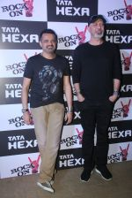 Ehsaan Noorani, Loy Mendonsa at Rock on 2 concert on 24th Oct 2016