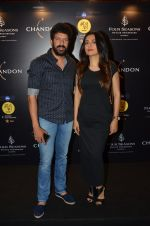 Mini Mathur, Kabir Khan at Chandon, Four Seasons bash hosted by Kiran Rao on 24th Oct 2016 (222)_580f6ebd824c1.JPG