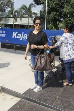Neelam Kothari snapped at airport on 24th Oct 2016 (18)_580f665311f07.JPG