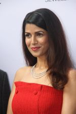 Nimrat Kaur at the launch of festive collection in association with forever Diamonds and Notandas Jewellers on 24th Oct 2016 (8)_580f63b650de5.JPG