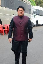 Sajid Khan on the sets of Yaaron Ki Baraat on 24th Oct 2016 (6)_580f6b42431ac.JPG