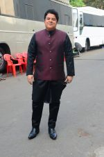 Sajid Khan on the sets of Yaaron Ki Baraat on 24th Oct 2016 (8)_580f6b43cbe3d.JPG