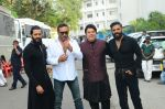 Sajid Khan, Jackie Shroff, Sunil Shetty, Riteish Deshmukh on the sets of Yaaron Ki Baraat on 24th Oct 2016 (29)_580f6b670791b.JPG