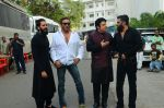 Sajid Khan, Jackie Shroff, Sunil Shetty, Riteish Deshmukh on the sets of Yaaron Ki Baraat on 24th Oct 2016 (33)_580f6b67ede92.JPG
