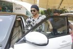 Sushant Singh Rajput snapped at airport on 24th Oct 2016