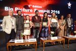 Ajay Devgan, Sayesha Saigal, Erika Kaar, Abigail Eames at Shivaay promotions in Delhi on 25th Oct 2016 (50)_5810b27eb8db3.JPG