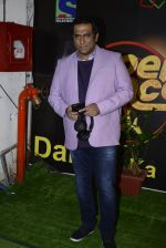 Anurag Basu on the sets of Super Dancer on 25th Oct 2016 (2)_5810505171558.JPG