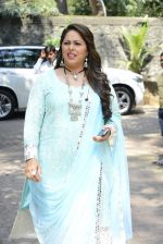 Geeta Kapoor on the sets of Super Dancer on 25th Oct 2016 (2)_5810505e36161.JPG