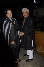 Javed Akhtar, Shabana Azmi  at Ae Dil Hai Mushkil screening on 25th Oct 2016 (58)_5810b731d923c.JPG