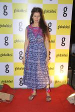 Sangeeta Bijlani snapped at Global Desi store launch at Linking Road on 25th Oct 2016 (39)_58105d9e5ad3a.JPG