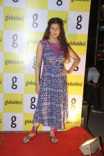 Sangeeta Bijlani snapped at Global Desi store launch at Linking Road on 25th Oct 2016 (41)_58105da0b8f2d.JPG