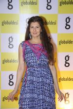 Sangeeta Bijlani snapped at Global Desi store launch at Linking Road on 25th Oct 2016 (42)_58105da20cff6.JPG