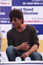 Shah Rukh Khan at Bandstand Beautification initiative 2016 on 26th Oct 2016