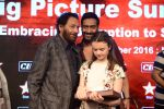 Shekhar Kapur at Shivaay promotions in Delhi on 25th Oct 2016 (83)_5810b3652f065.JPG