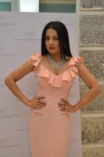 Celina Jaitley at the launch of a new jewellery line of designer Paulomi Sanghavi in Mumbai on 27th Oct 2016 (39)_58131a7b66f58.JPG