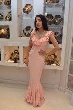 Celina Jaitley at the launch of a new jewellery line of designer Paulomi Sanghavi in Mumbai on 27th Oct 2016 (51)_58131a85baf7a.JPG