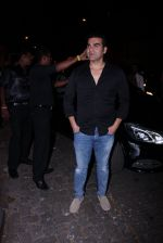 Arbaaz Khan at Ayush Sharma bday bash on 26th Oct 2016 (31)_5812fb994af77.JPG
