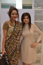 Madhoo Shah at the launch of a new jewellery line of designer Paulomi Sanghavi in Mumbai on 27th Oct 2016 (65)_58131a252366c.JPG