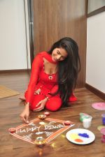 Poonam Pandey Diwali Shoot on 26th Oct 2016 (6)_5812f9946ec9c.JPG