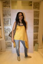 Suchitra Pillai at the launch of a new jewellery line of designer Paulomi Sanghavi in Mumbai on 27th Oct 2016 (89)_58131a4381ed4.JPG
