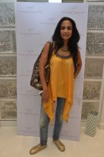 Suchitra Pillai at the launch of a new jewellery line of designer Paulomi Sanghavi in Mumbai on 27th Oct 2016 (75)_58131a39dff07.JPG