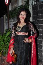 Deepshikha snapped at a diwali bash on 27th Oct 2016 (44)_5814b397ea0bd.JPG