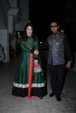 Mahima Chaudhary, Gulshan Grover at Pradeep Guha_s diwali party on 28th Oct 2016 (49)_5814c1f27ddbd.JPG